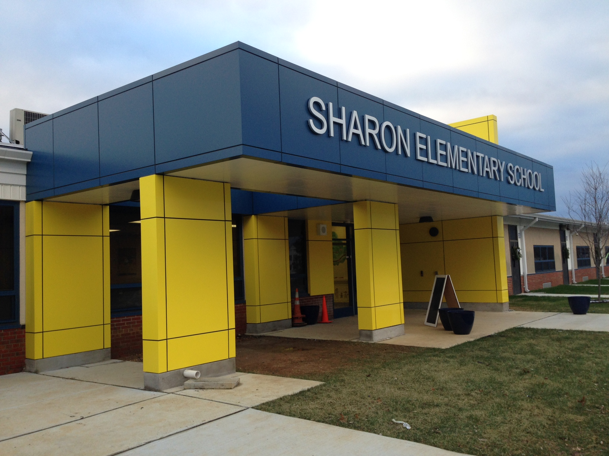 Sharon School #7