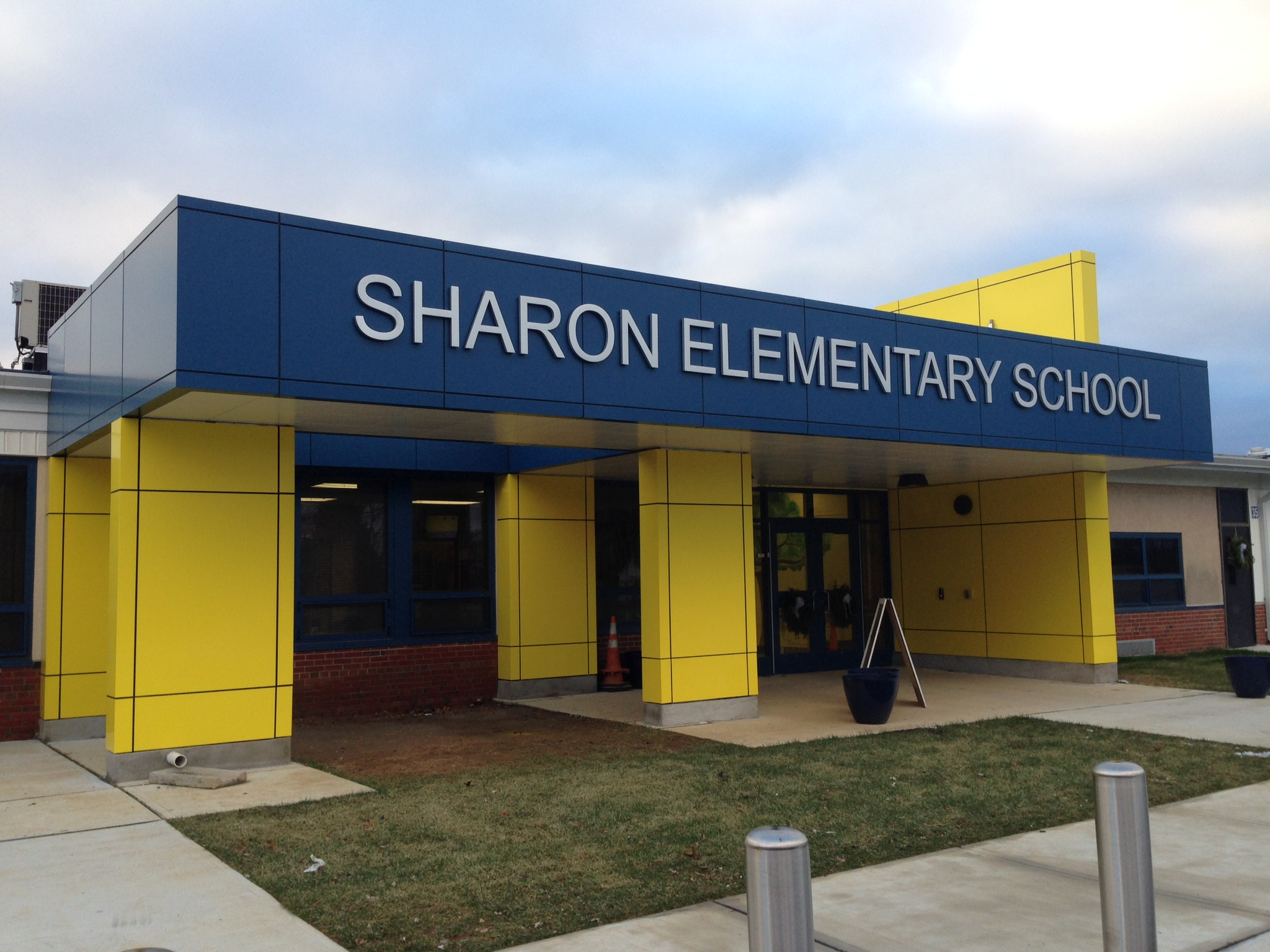 Sharon School #8